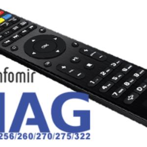 Дистанционно управление за устройство MAG